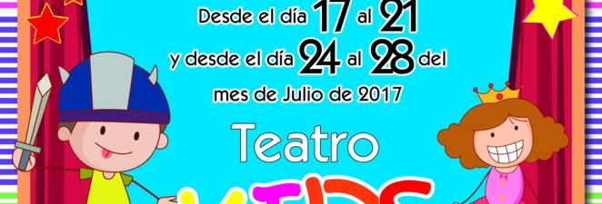 Vacaciones de Invierno: Teatro Infantil