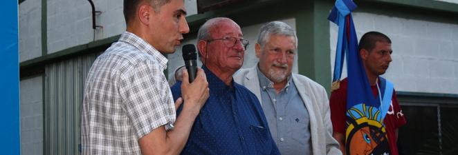 Centro de Formación Profesional N°402 Fray Luis Beltran: Entrega de diplomas 2017
