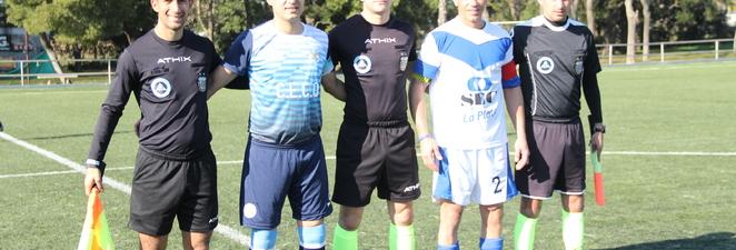 Campeonato de Fútbol F.A.E.C.yS. 2018 – Fecha 3