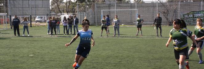Secretaría de la Mujer: Torneo Femenino de Fútbol 5 – Fecha 6