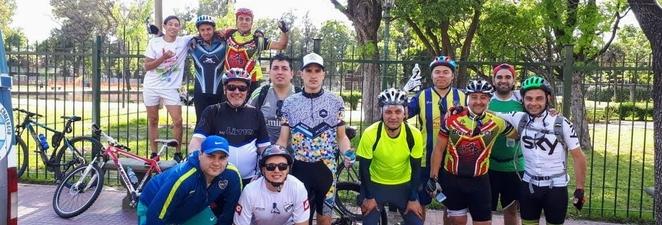 El CECQ Presente en la Bicicleteada a Lujan