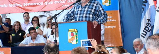 El Centro de Empleados de Comercio presente en el día de la lealtad Peronista