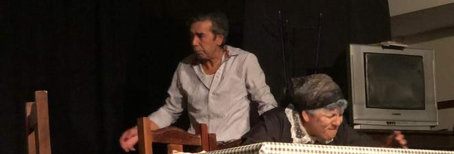 Espectacular marco para Una gran obra teatral: La Nona, en fotos