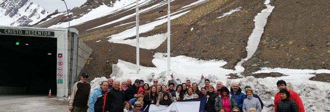 Secretaría de Turismo: Viaje a Uspallata, Mendoza
