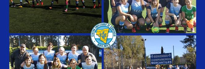 Torneo Metropolitano Femenino FAECYS 2019 – Segunda fecha