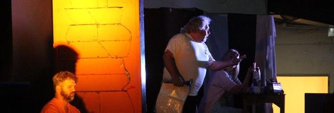 El Hombre del Tablón Teatro – Club «El Porvenir»