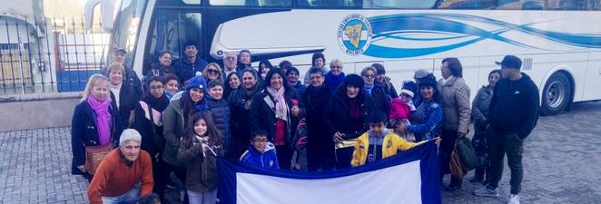 Vacaciones de inverno: salida a Luján