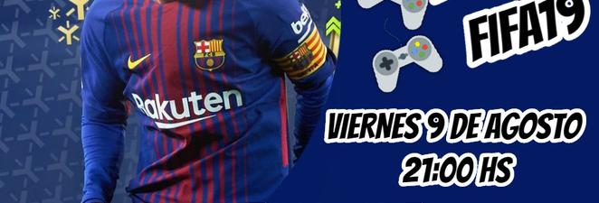 TORNEO FIFA19 EN EL CLUB «EL PORVENIR»