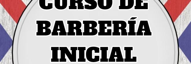 CURSO DE BARBERÍA INICIAL