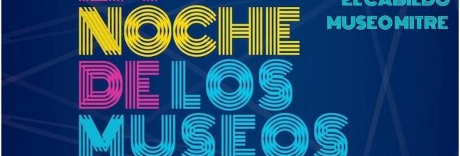 Secretaria de Turismo: Noche de los Museos.