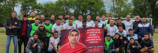 Homenaje a Gustavo Maggi