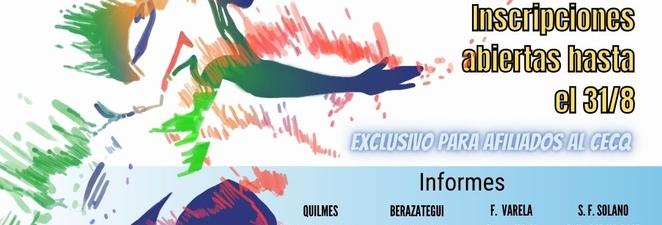 TORNEO FUTBOL 5 MASCULINO- ABIERTA LA INSCRIPCION